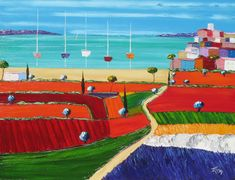 LA CÔTE D'AZUR - THE FRENCH RIVIERAWelcome to the official website of Jean-Claude Tron Saint Tropez, Palm Beach, French Riviera, Golf Courses, Website, Outdoor Decor, Paintings, Poppies, Art