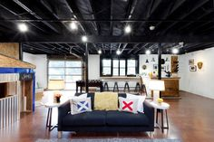 Looking to revamp your boring basement? Check out these 13 amazing spaces for inspiration at HGTV.com.