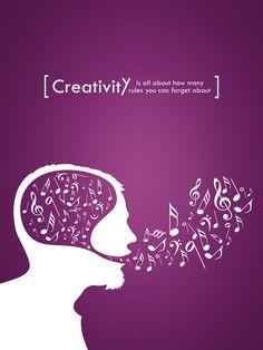 Creatividad en la publicidad. // Creativitat a la publicitat.