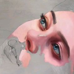 # Time lapse video how to draw process building learning graphics artist sketch illustration art drawing portrait # # # mood gerl # # # # Illustration Art Drawing, Sketch Art, Art Drawings, Realistic Drawings, Abstract Pencil Drawings, Watercolor Portrait Tutorial, Watercolor Art, Watercolor Portraits, Oil Painting Basics
