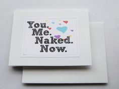 19 Unabashedly Sexual Valentines You Can Buy