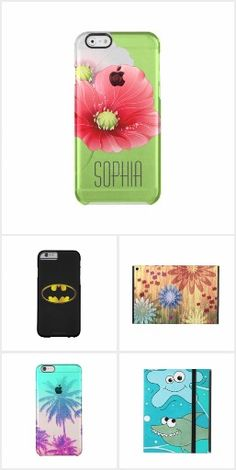 iPhone, iPad, iPod Cases - by Zazzle Artists