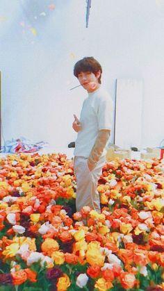 Amo a kim taehyung 😍 Namjoon, Kim Taehyung, Hoseok, Rapmon, Jimin, Bts Bangtan Boy, Bts Mv, Foto Bts, Bts Photo