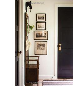 Monarch Beach Design Project :: | Black door, Color patterns and Doors