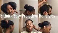 Marine women hair
