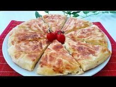 5 Dakikada Hazır Yufkadan Su Böreği Lezzetinde Tava Böreği-Börek Tarifleri-Gurbetinmutfagi - YouTube