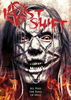 Last Shift Horror Movie Best Horror Movies, Horror Films, Scary Movies, Horror Art, Great Movies, Horror Movie Posters, Film Posters, Creepy Images, Film Images