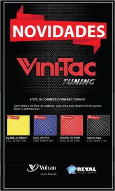 #Acelere suas #vendas com Vini-Tac #Tuning, da #Vulcan