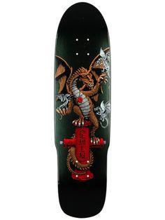 Old School Powell Peralta Skateboard Skateboard Design, Skateboard Art, Dragon 2, Skateboarding, Decks, Old School, Skateboard, Front Porch, Deck