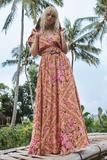 Anja Konstantinova wears Spell Designs Babushka Gown