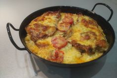 Iron Pan, Beef Recipes, Quiche, Sausage, Pork, Breakfast, Dutch Oven, Meat Recipes, Kale Stir Fry