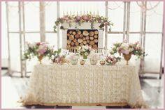 - WEDDINGS - Una romántica boda de invierno. http://sonyakhegay.com/