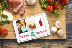 Get your FREE top 10 low carb recipes now. Come and take a look sp you can start living sugar free and low carb today. Let's get started. | ditchthecarbs.com