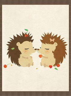 Cherry Kisses by ~mairimart on deviantART