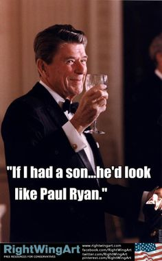 We miss you President Reagan!