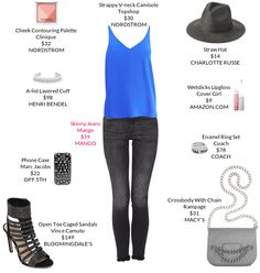 My weekly outfit - https://mystylit.com Love this outfit!