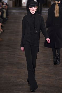 Ralph Lauren | Fall 2013 Ready-to-Wear Collection