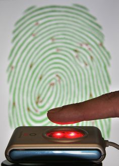 Fingerprint scans are more secure, except when it comes to the Fifth Amendment