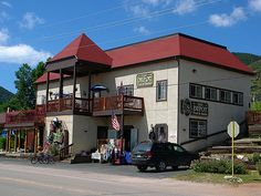 The Depot - Palmer Lake, CO...used to work there...sure miss Palmer Lake!  They had awesome green chile there!