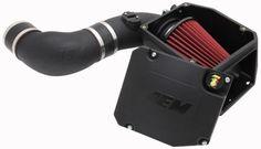 AEM 2007-2010 GMC Sierra 3500 2500 HD/ 2007-2010 Chevrolet Silverado 3500 2500 HD Brute Force HD Air Intake System