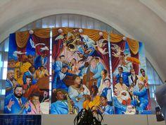 beyforart: Kunst am Flughafen New Orleans....