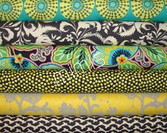Amy Butler-Lark Collection -Love this color combo!