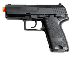 HFC M166 Metal Full/Semi - Auto Compact Pistol airsoft gun by TSD. $82.99. New HFC M166 gas blow back full/semi auto compact pistol on the market.   The M166 Compact is lighter, and more concealable. This modern looking pistol is built to last with a durable metal slide and metal barrel. The realistic blowback action works in both semiautomatic and fully automatic fire modes. With the quick flick of your thumb you can switch from semi to full auto fire and put 18 rounds down ran...