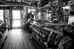 The Rabbit Hash General Store has been in operation since 1831.