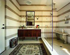 Mid Century Modern Bathroom Design Best Of 37 Amazing Mid Century Modern Bathrooms to soak Your Senses Mid Century Modern Bathroom, Modern Bathroom Design, Mid Century Modern Design, Modern Bathrooms, Kitchen Design, Office Bathroom, Diy Bathroom Decor, Small Bathroom, Bathroom Ideas