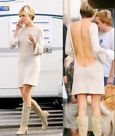 Sienna Miller - Factory Girl behind the scene