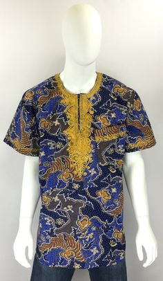 Authentic African Clothes to Celebrate Your Real Culture. Dashiki, Rivers, Ankara, African, Blouse, How To Make, Shopping, Clothes, Tops