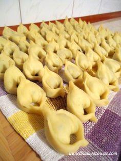 Uwielbiam gotować: Uszka z grzybami