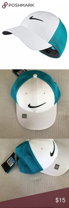 Nike Legacy 91 Tour Mesh Golf Cap 2016 Omega Blue Nike Legacy 91 Tour Mesh Golf Cap 2016 Omega Blue White Sz Medium Large New With Tag. Size Medium / Large Dri- Fit. Smoke Free Home, We do have cats Nike Accessories Hats http://feedproxy.google.com/WomenShoes2