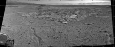 Curiosity's View From Arrival Point at 'The Kimberley' Waypoint #cool