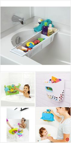 2 Tub Cubby Bath Toy Organizers Quality In Superior Quick Baby Rubber Ducky 37 Foam Letters