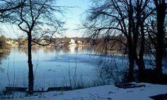 Holte lake danmark