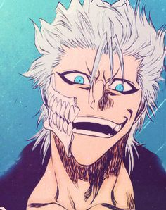 Look at that beautiful face Ď Grimmjow forever
