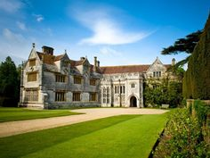 Athelhampton is one of the finest fifteenth century manor houses and is surrounded by one of the great architectural gardens of England.