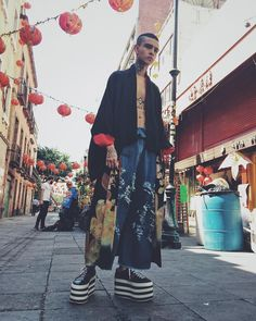"182 Likes, 12 Comments - Raymundo Montiel (@raymundo_motz) on Instagram: ""[ SOON ] #editorial #fashionshoot #photography #menstyle #menswear #chinatown #model #tattoboy…"""