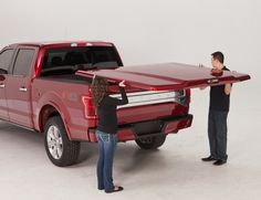Elite LX is easy to remove, and light enough that two people can handle it with ease. Elite LX averages a weight of and come with j-hooks to store the cover out of the way when the cover is not in use! Truck Bed Covers, Tonneau Cover, Truck Accessories, Undercover, Antique Cars, Hooks, Classic Cars, Garage, Ford