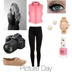 Outfit ideas; picture day