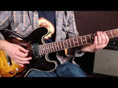 Stray Cat Strut by The Stray Cats Guitar Lesson How to Play on Guitar Chords Brian Setzer - YouTube