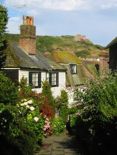 Church Passage, Hastings, East Sussex        I love the village of Hastings in England!!
