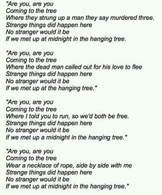 I love this (katniss's) song :))