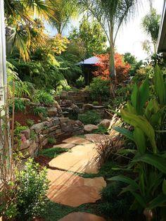 gorgeous outdoor garden