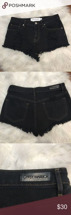 930d7010440d Gypsy Warrior Booty Shorts In great condition.. Like new.. Worn only twice