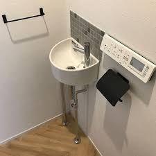 トイレ 手洗い器 タイル の画像検索結果 トイレタイル 手洗い器 トイレ
