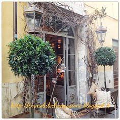 Shop in Pietrasanta