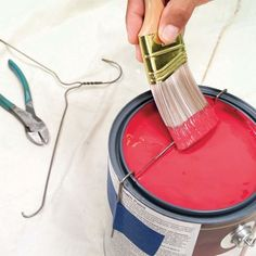 10 smarta knep som förenklar när du ska måla - Sköna hem