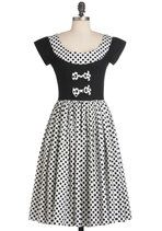 Dresses - Dots to Think About Dress